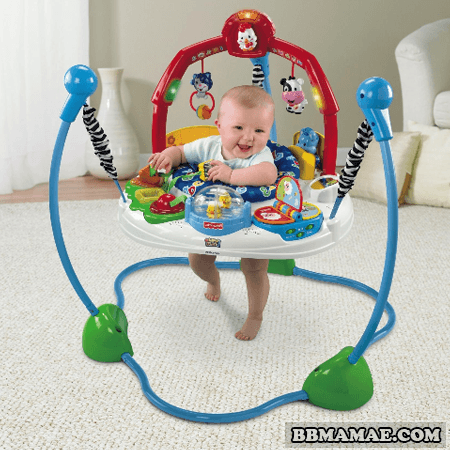 Alugar Jumperoo Laugh & Learn - Fisher Price