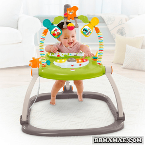 Alugar Jumperoo Woodland Friends Space Saver - Fisher Price