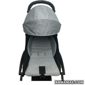 Comprar Assento e Cobertura para Carrinho Yoyo+ Babyzen (cinza)